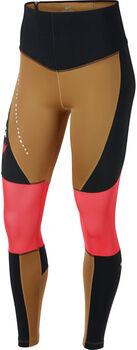 Nike W Power Graphic Tight női nadrág Nők sárga