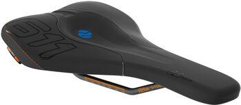 SQlab 611 Ergowave Active kerékpáros nyereg fekete