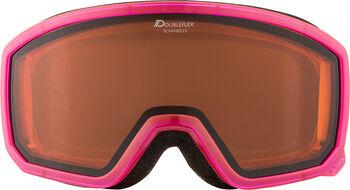 ALPINA Scarabeo S DH felnőtt síszemüveg rózsaszín