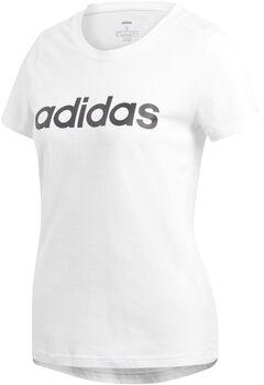adidas W Essential Linear Slim női póló Nők fehér