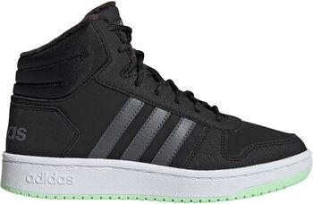 adidas  Hoops Mid 2.0 Kgyerek szabadidőcipő fekete