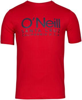 O'Neill PM Cali S/SLV Skins férfi lycra póló Férfiak piros