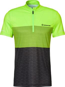 NAKAMURA Erice férfi kerékpáros mez Férfiak zöld