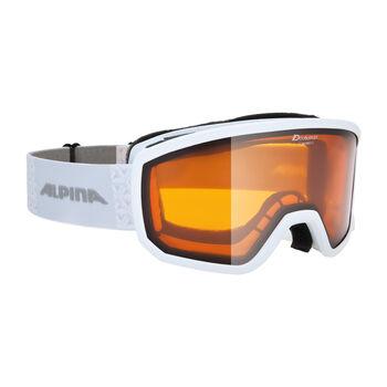 ALPINA Scarabeo S DH felnőtt síszemüveg fehér