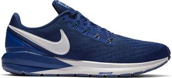 Nike Air Zoom Structure 22 férfi futócipő Férfiak kék