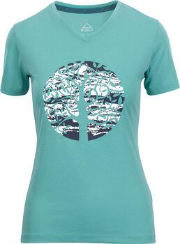 McKINLEY Női-T-shirt Mally Nők zöld