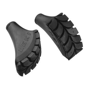 Leki Asphalt Pad Walking botvég fekete