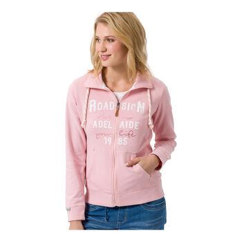 Roadsign női kapucnis felső Nők rózsaszín