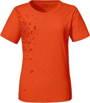 SCHÖFFEL Kinshasa 2 női póló Nők narancssárga