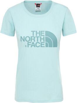 The North Face W S/S Easy T női póló Nők kék