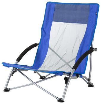 McKINLEY  Stand Seatkempingszék kék