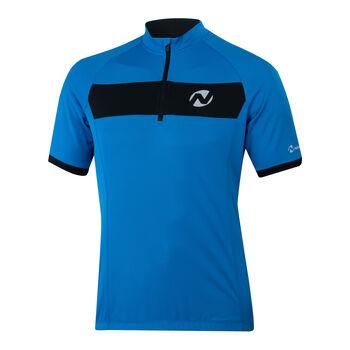 NAKAMURA Kerékp.trikó Férfiak kék
