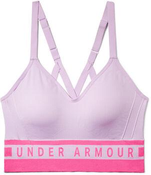 Under Armour Seamless Longline sportmelltartó Nők lila