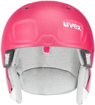 Uvex Manic Pro gyerek sísisak rózsaszín