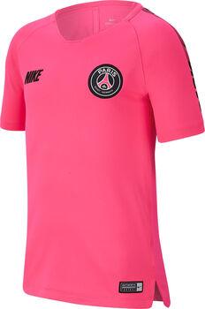 NIKE PSG Y Nk Brt Sqd Top rózsaszín