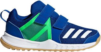 adidas FortaGym CF K gyerek teremcipő kék