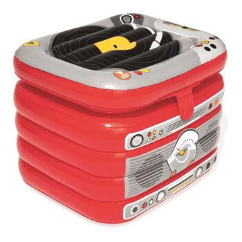 Bestway Party Turnatable Cooler piros