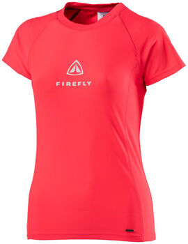 FIREFLY Lunelia női UV szűrős póló Nők rózsaszín