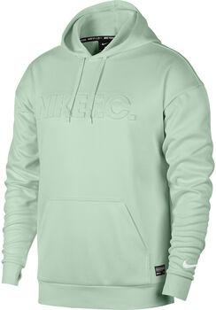 Nike M Nk Fc Hoodie férfi kapucnis felső Férfiak zöld