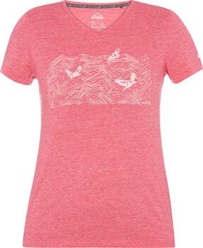 McKINLEY Női-T-shirt Kimo Nők piros