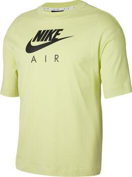 Nike  Női-T-shirt W NSW AIRTOP SS BF Nők zöld