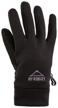 McKINLEY Ron ux Powerstretch fleece kesztyű Férfiak fekete