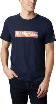 Columbia Rapid Ridge Graphic férfi póló Férfiak kék