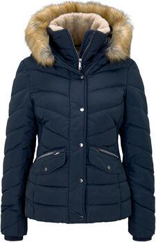 TOM TAILOR Signature Puffer női kabát Nők kék