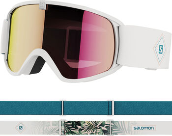 Salomon Trigger síszemüveg fehér