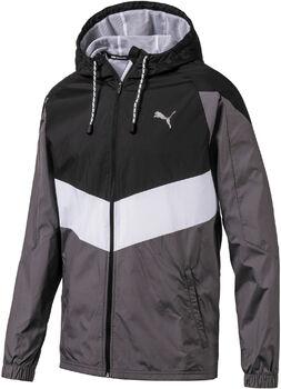Puma Reactive Woven férfi kabát Férfiak fekete