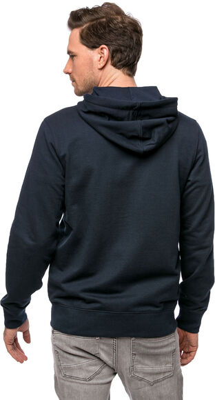 Segno férfi kapucnis pulóver
