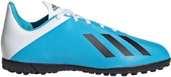 adidas X 19.4 TF J gyerek műfüves cipő kék