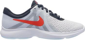 Nike Revolution 4 (GS) gyerek futócipő Fiú fehér
