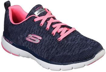 Skechers  Flex Appeal 3.0női fitneszcipő Nők kék
