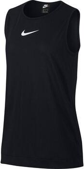 Nike Sportswear Swoosh Tank Nők fekete
