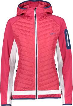 CMP Novara női fleece kabát Nők piros