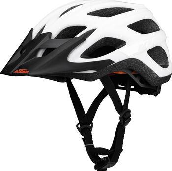 KTM Factory Character felnőtt kerékpáros sisak fehér