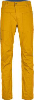 ORTOVOX Engadin férfi nadrág Férfiak sárga
