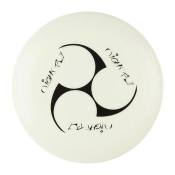 Sunflex Frisbee Night Fly fehér