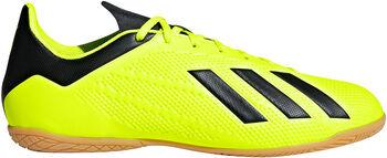 adidas X TANGO 18.4 IN felnőtt teremfocicipő Férfiak sárga
