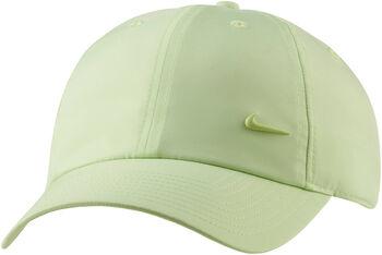 Nike U Heritage86 Cap Metal baseballsapka Férfiak zöld