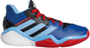 adidas Harden Stepback J gyerek kosárlabdacipő fekete