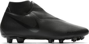 Nike Phantom VSN Academy DF FG/MG felnőtt stoplis focicipő Férfiak fekete