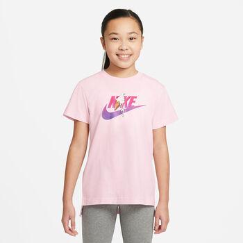 Nike G NSW TEE DPTL SUMMER lány póló rózsaszín