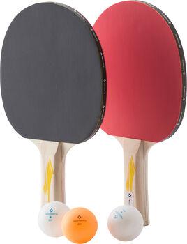 TECNOPRO 2000 2 Player pingpongütő szett fehér