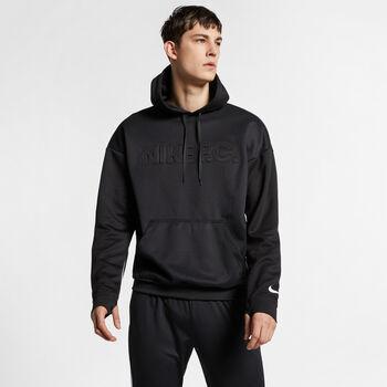 Nike M Nk Fc Hoodie férfi kapucnis felső Férfiak fekete