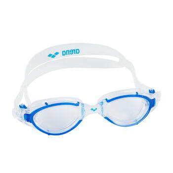 Arena Nimesis Crystal M felnőtt úszószemüveg Férfiak fehér