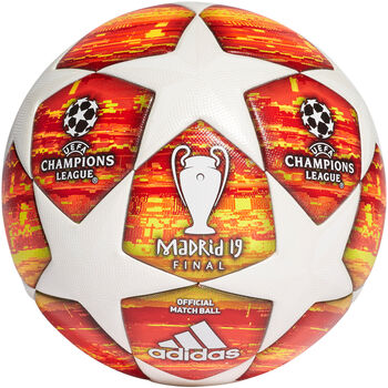 ADIDAS Finale Madrid OMB focilabda Férfiak fehér