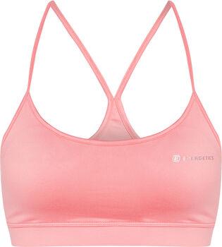 ENERGETICS Gigi II sportmelltartó Nők rózsaszín