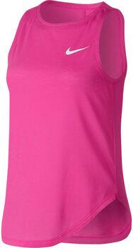 Nike Big Kids' Training Tank lány ujjatlan felső rózsaszín